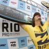 Jordy Smith ha vinto il Billabong Rio Pro