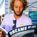 Alessandro Ponzanelli legge Dreams Up Life
