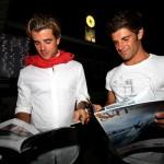 ...ma Giammarco Pollacchi e Simone Simi leggono Surf Latino!