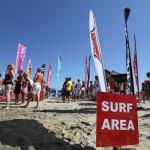 Ultimo giorni di lezioni surf gratuite e demo SUP