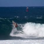 Michel Bourez ad Haleiwa