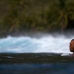 Grazie a quest'uomo ho potuto vedere le hawaii in modo differente. Sunny Garcia a Makaha
