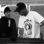 Gary Linden e Rusty Gibson. Foto Bella Hunt