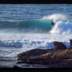 Marco Urtis in Sardegna costa ovest