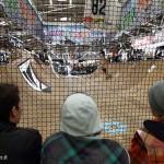 Il dodicenne di Torino, Ivan Federico, da spettacolo sulla rampa skate Volcom