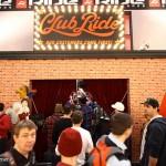 Il Club Ride e' stato il piu' frequentato della fiera, con spettacoli ad ogni ora... per sapere il perche' gira pagina
