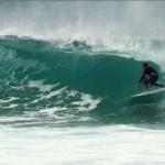 Angelo a Backdoor. Team Volcom Europe Hawaii Trip