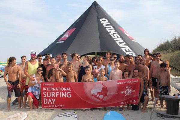 Surfing day a marina romea report - Bagno sirenetta marina romea ...