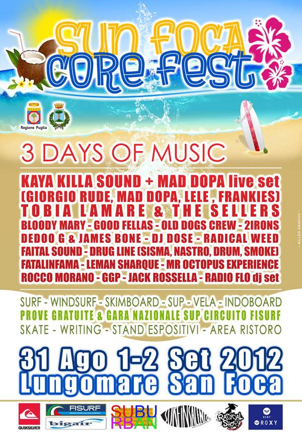 SUN-FOCA-CORE-FEST-2012