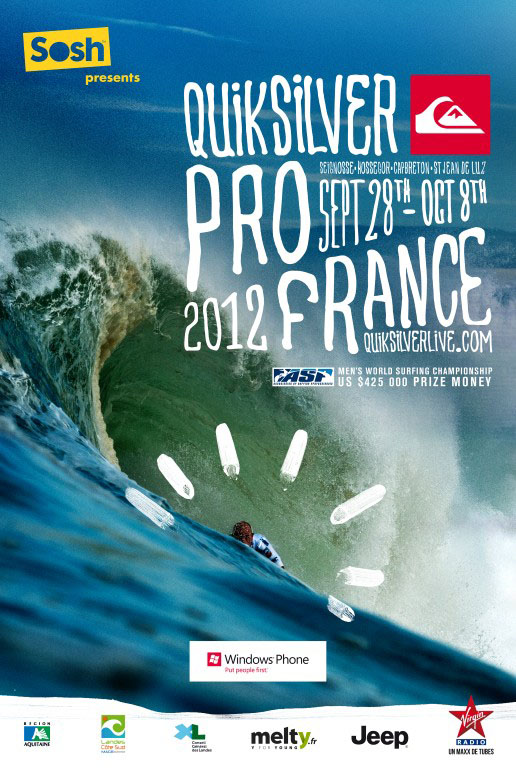 Quiksilver_Pro_France_2012_poster