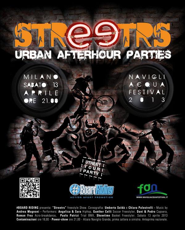 streetrs