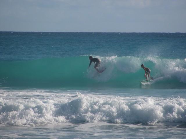 Surf a Barbados 013