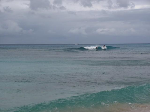 Surf a Barbados 09