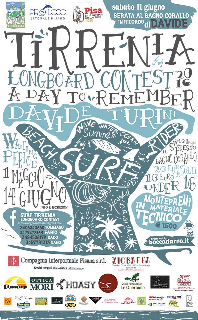 A day to remember davide turini italian surfing portal - Bagno corallo tirrenia ...