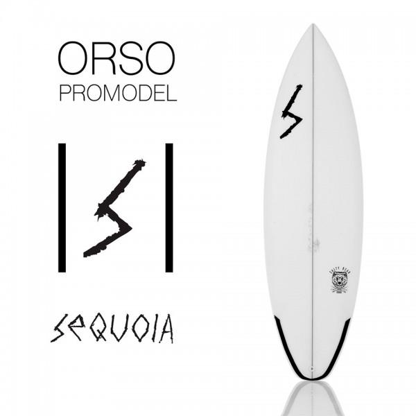 Nuova orso pro model by sequoia surfboards - Misure tavole da surf ...