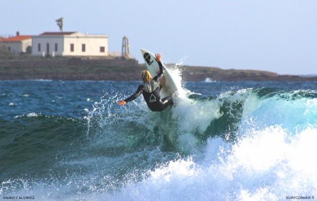 Yannick De Jager Sardegna Surf Session