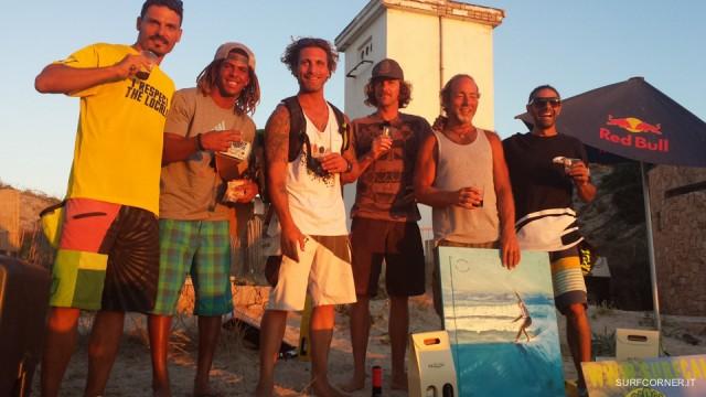 li junchi sardinia longboard surf 2014-20