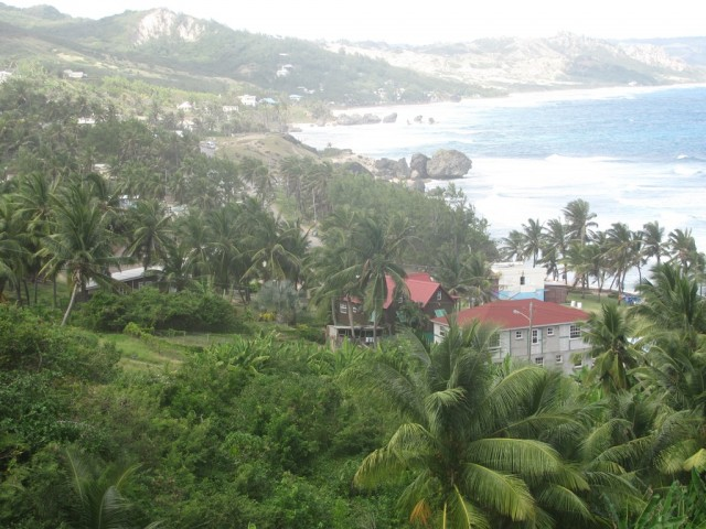 Surf a Barbados 014