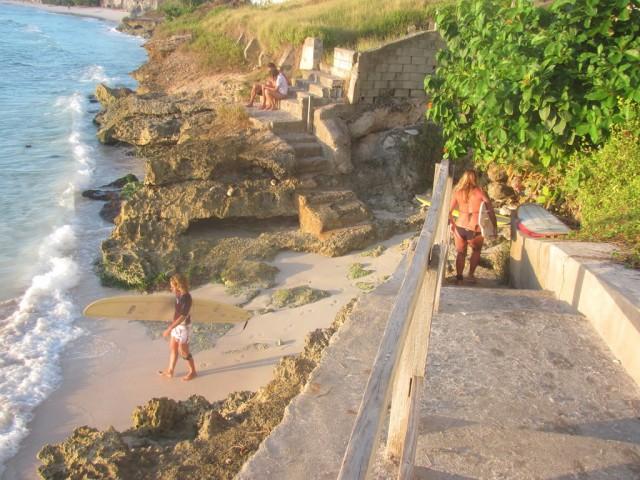 Surf a Barbados 06
